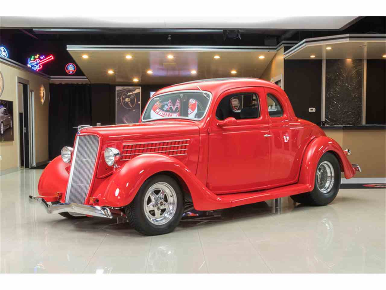 1935 Ford 5 Window Coupe Street Rod For Sale Classiccars