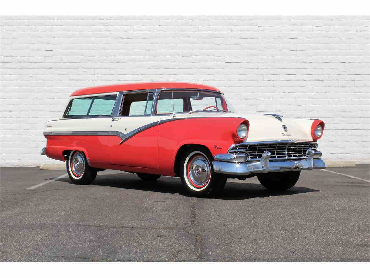 Large Picture of Classic 1956 Ford Parklane - $39,500.00 Offered by Back in the Day Classics - LSR6