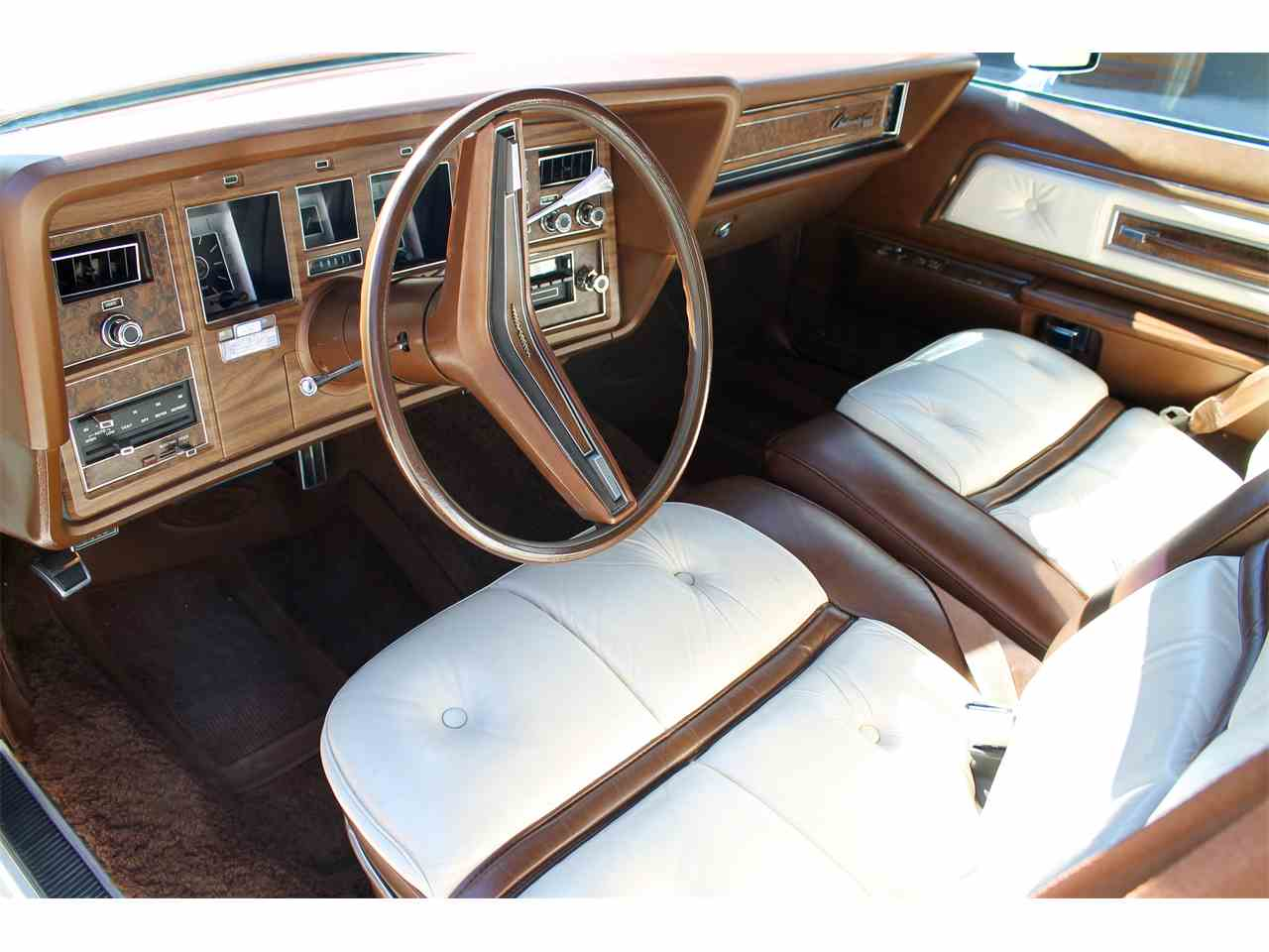 Large Picture of '74 Continental Mark IV - LSRB