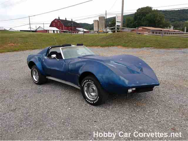 Picture of '73 Corvette - LSRF