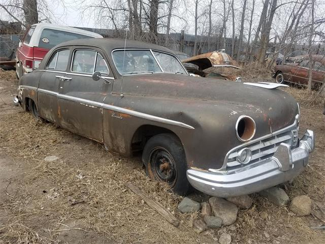 Picture of Classic '49 Lincoln Zephyr - $1,750.00 - LSRH