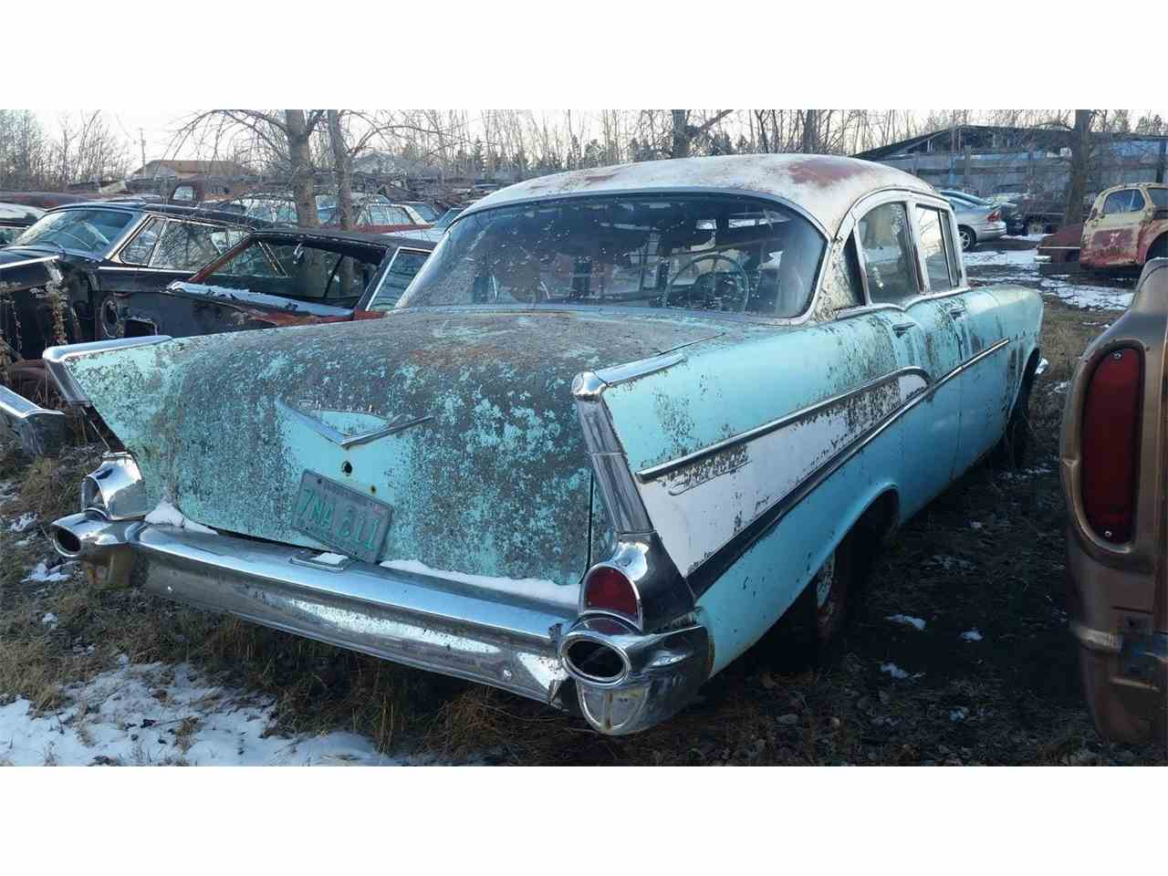 Large Picture of 1957 Chevrolet 210 Offered by Backyard Classics - LSRM