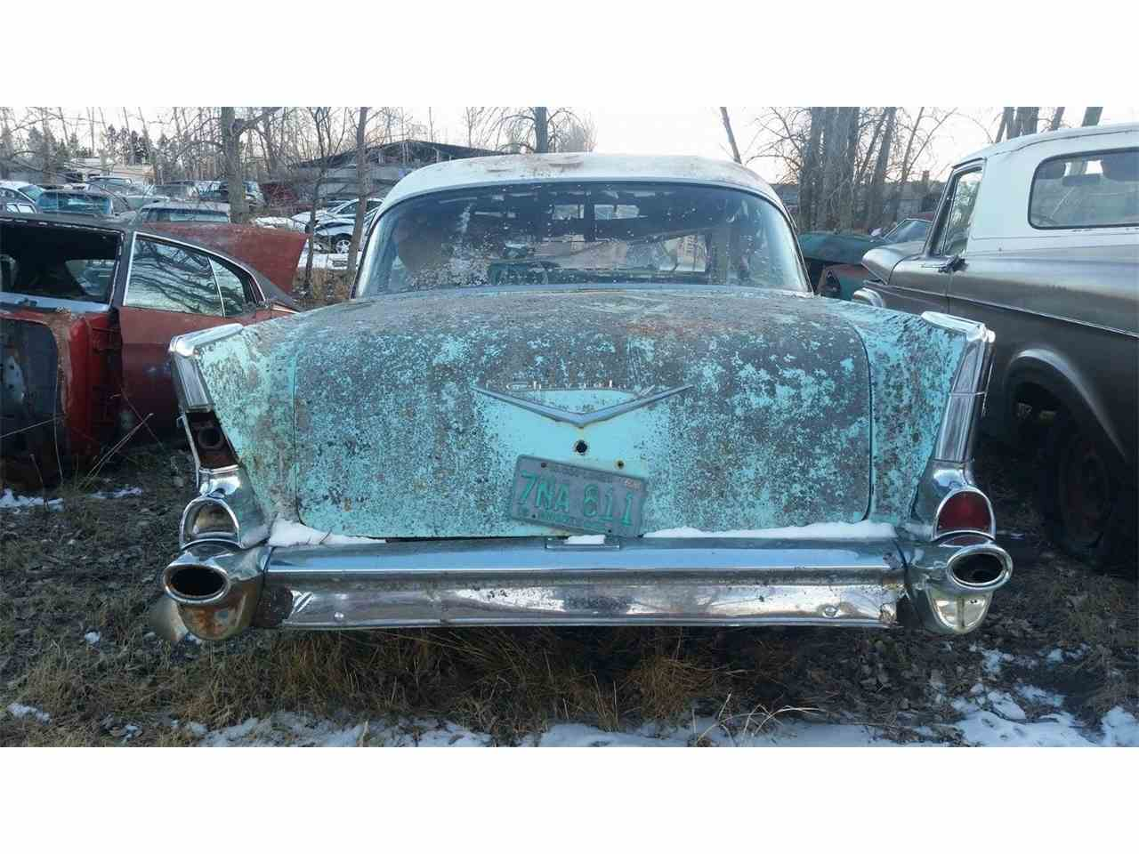 Large Picture of Classic '57 Chevrolet 210 - $1,800.00 Offered by Backyard Classics - LSRM