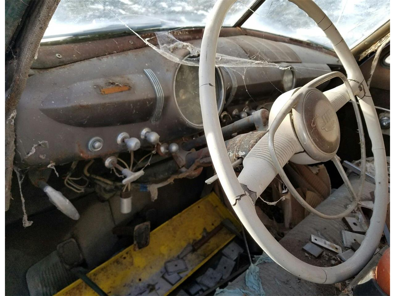 Large Picture of '49 Sedan - LSRO