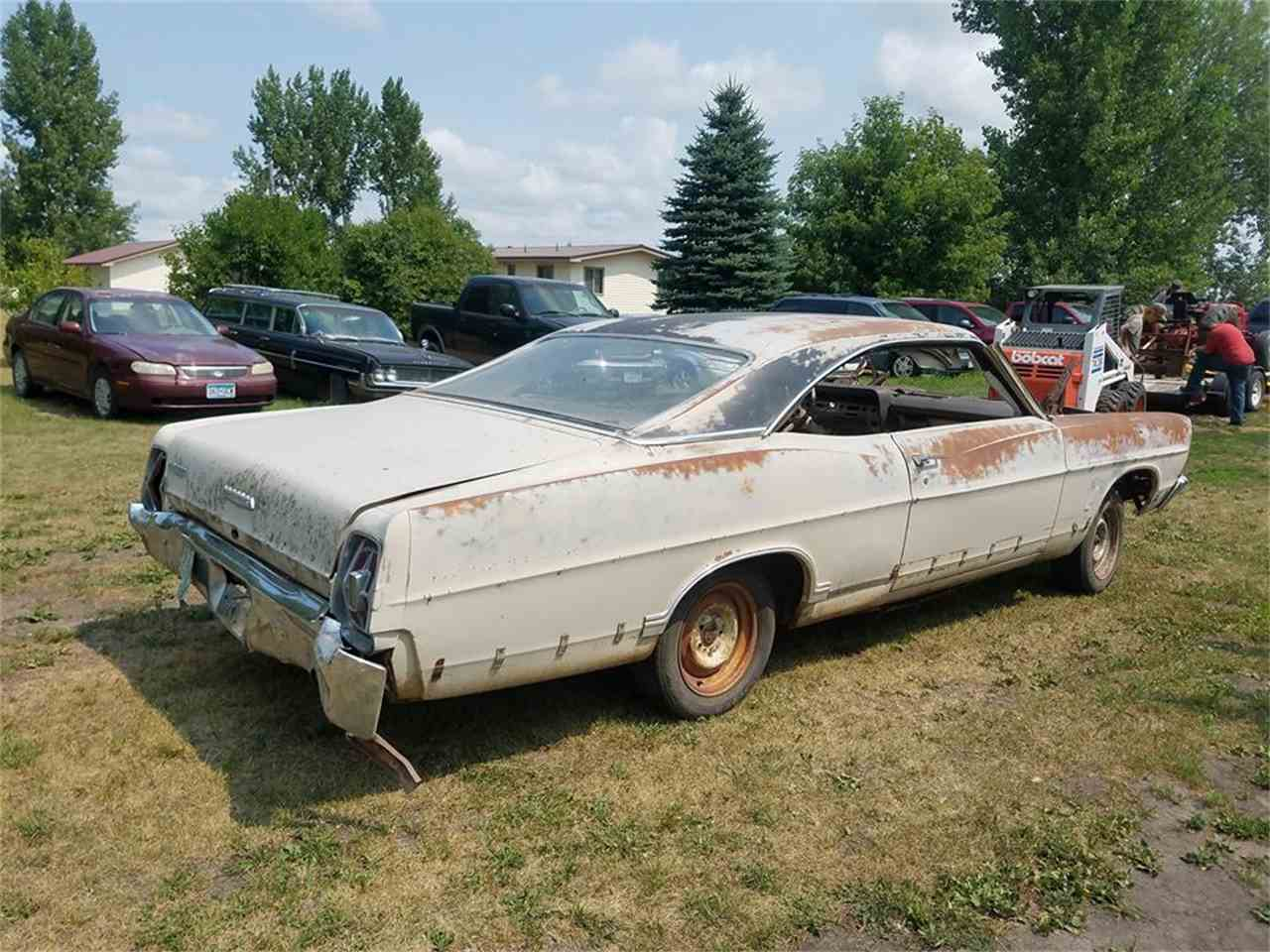 Large Picture of '67 Galaxie 500 - LSRR