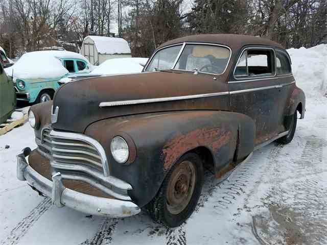Picture of Classic 1946 Chevrolet Fleetmaster located in Thief River Falls Minnesota - $1,950.00 - LSRT