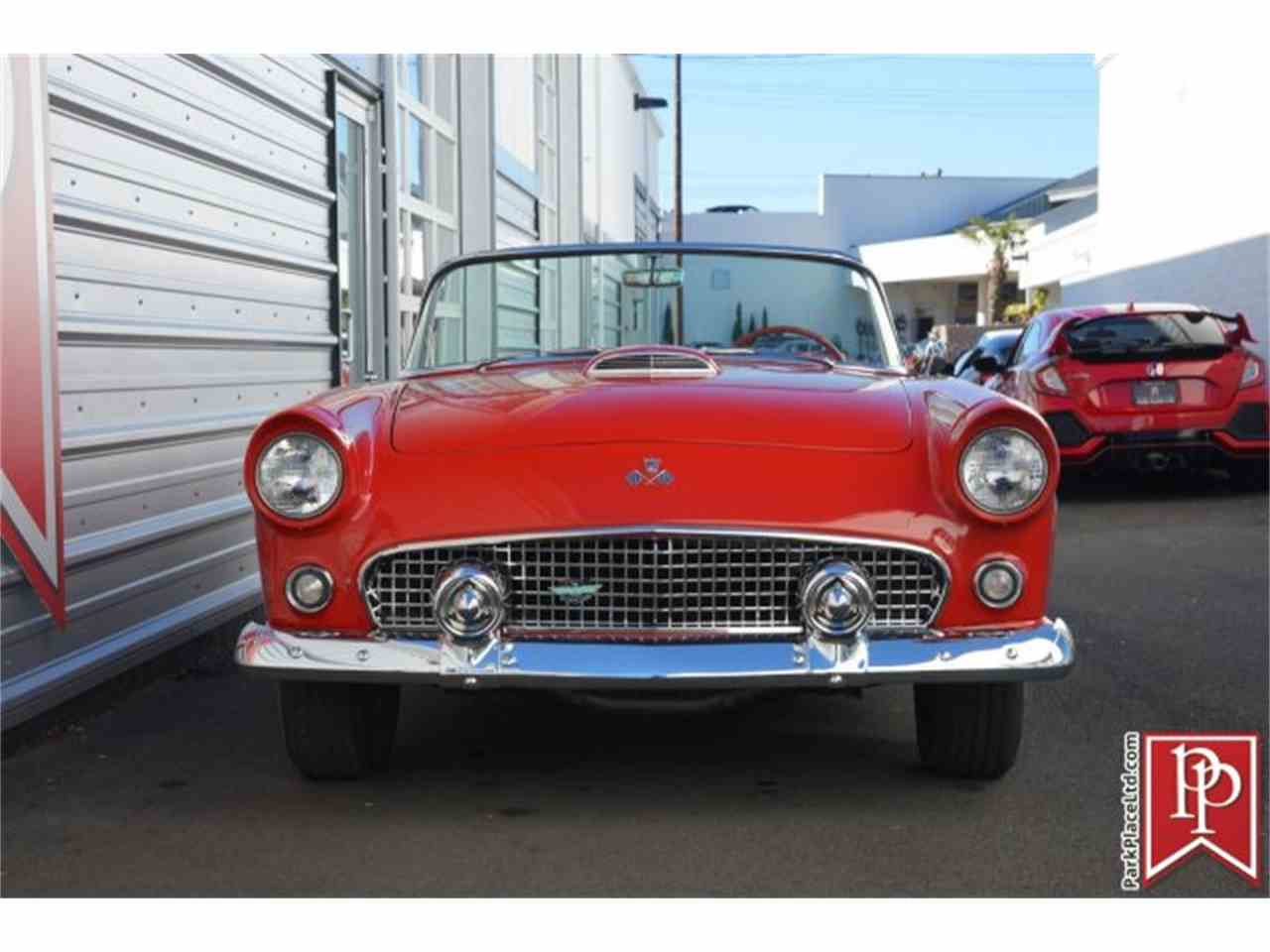 Large Picture of '55 Thunderbird - LSRW