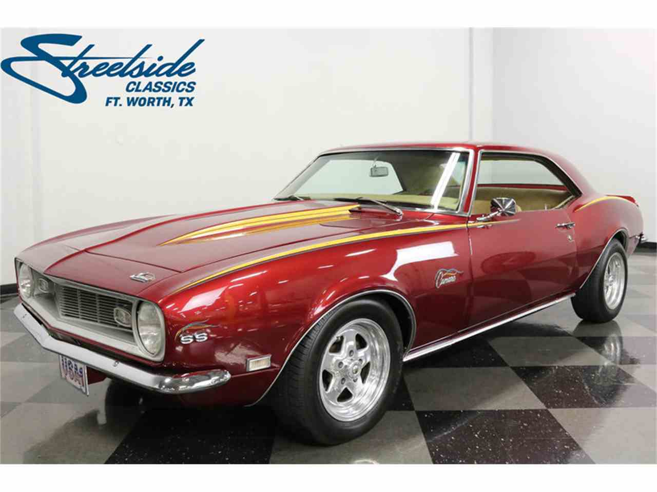 Large Picture of '68 Camaro SS Offered by Streetside Classics - Dallas / Fort Worth - LSS3