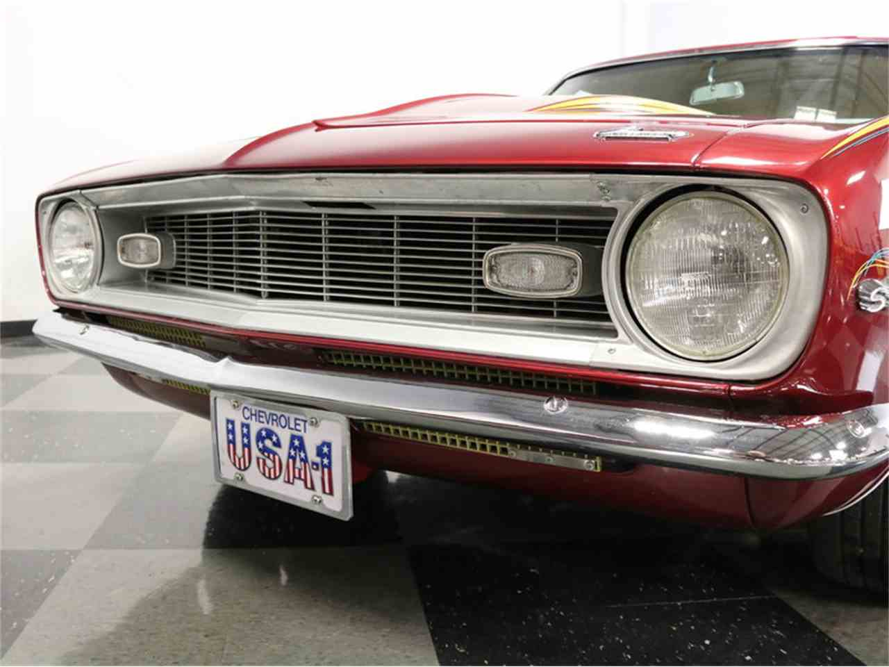 Large Picture of 1968 Chevrolet Camaro SS located in Ft Worth Texas - $29,995.00 Offered by Streetside Classics - Dallas / Fort Worth - LSS3