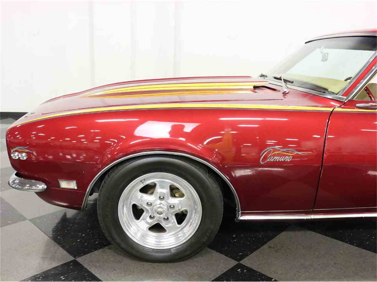 Large Picture of Classic '68 Camaro SS located in Texas Offered by Streetside Classics - Dallas / Fort Worth - LSS3