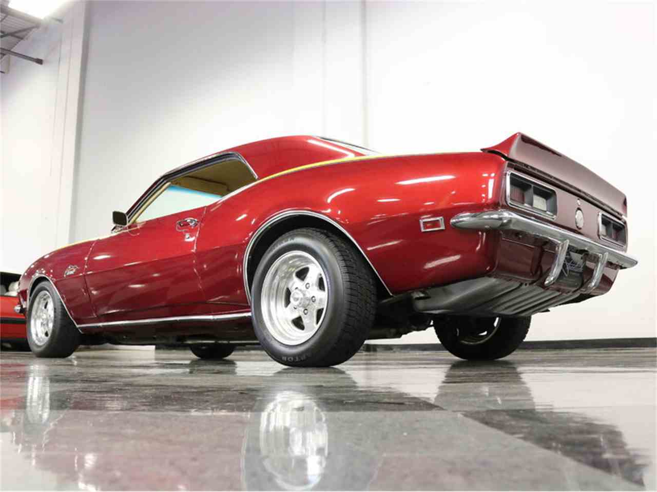 Large Picture of '68 Chevrolet Camaro SS Offered by Streetside Classics - Dallas / Fort Worth - LSS3
