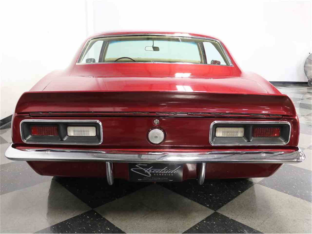Large Picture of '68 Chevrolet Camaro SS - $29,995.00 - LSS3