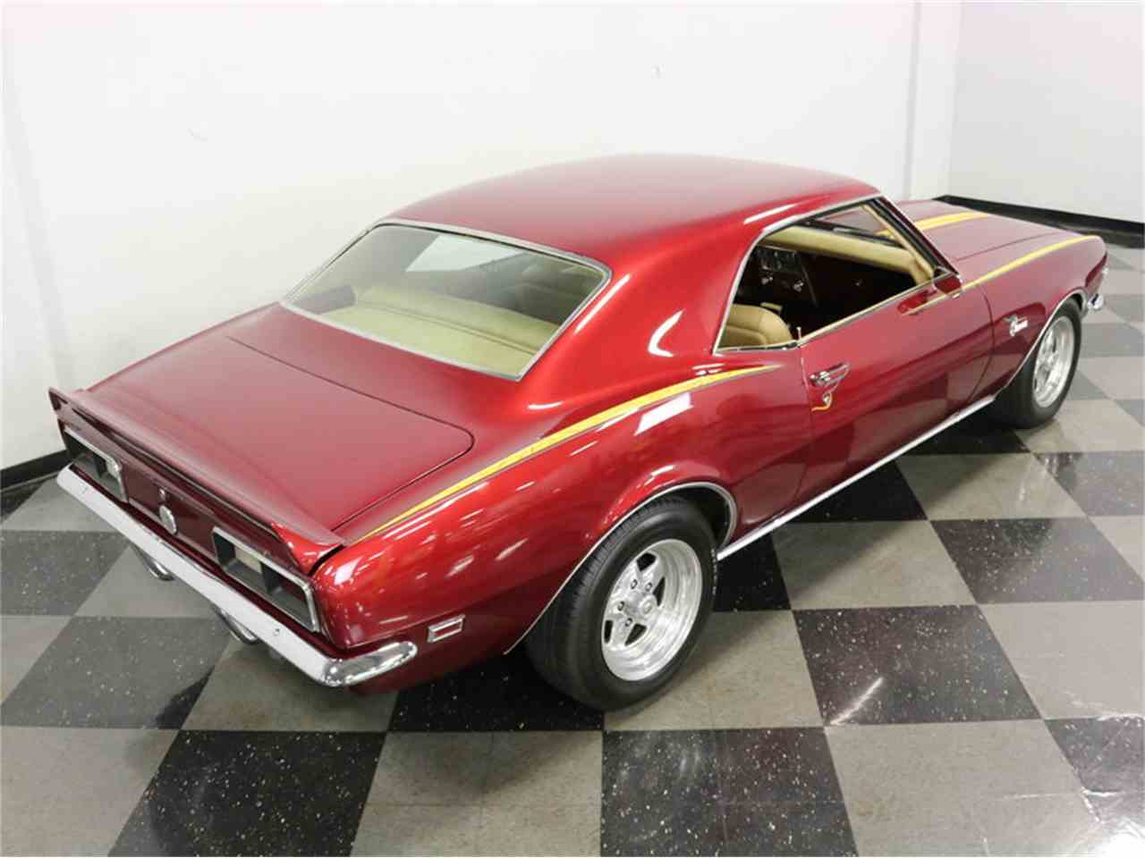 Large Picture of Classic '68 Chevrolet Camaro SS located in Texas Offered by Streetside Classics - Dallas / Fort Worth - LSS3