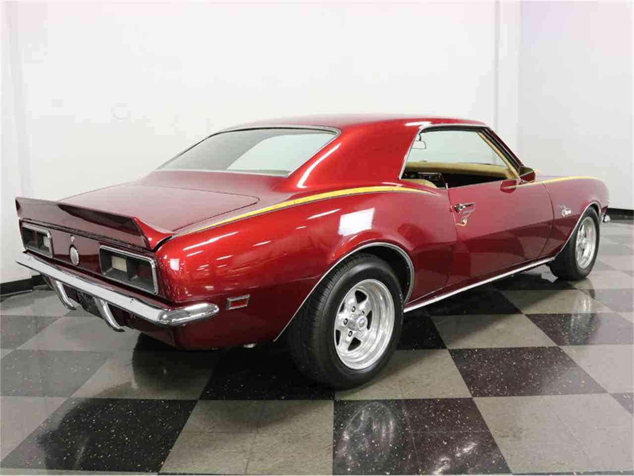 Large Picture of 1968 Camaro SS located in Texas - $29,995.00 Offered by Streetside Classics - Dallas / Fort Worth - LSS3