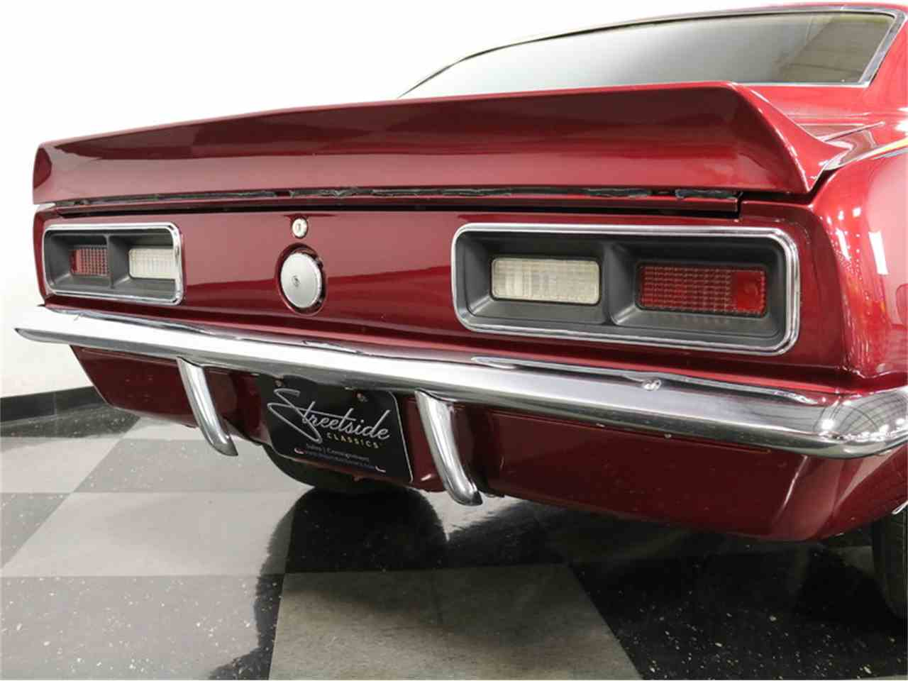 Large Picture of 1968 Chevrolet Camaro SS located in Texas - $29,995.00 Offered by Streetside Classics - Dallas / Fort Worth - LSS3