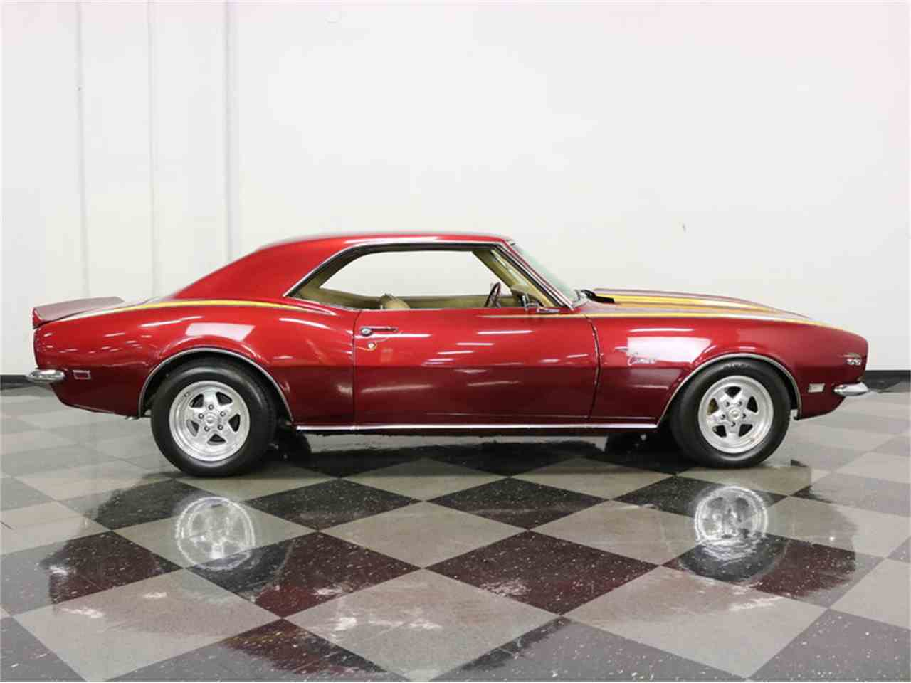 Large Picture of Classic 1968 Chevrolet Camaro SS located in Ft Worth Texas - $29,995.00 Offered by Streetside Classics - Dallas / Fort Worth - LSS3