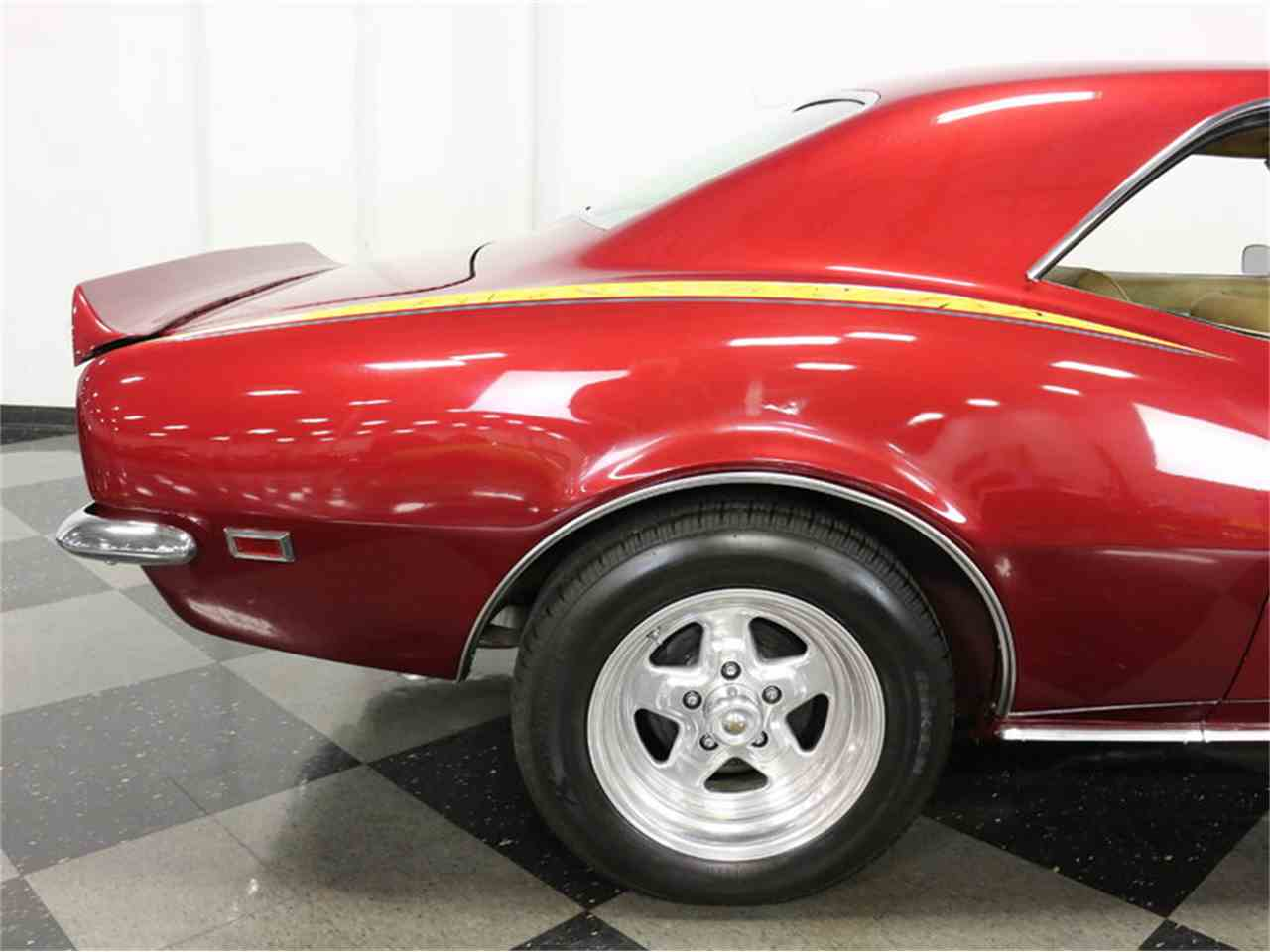 Large Picture of Classic 1968 Chevrolet Camaro SS located in Ft Worth Texas Offered by Streetside Classics - Dallas / Fort Worth - LSS3