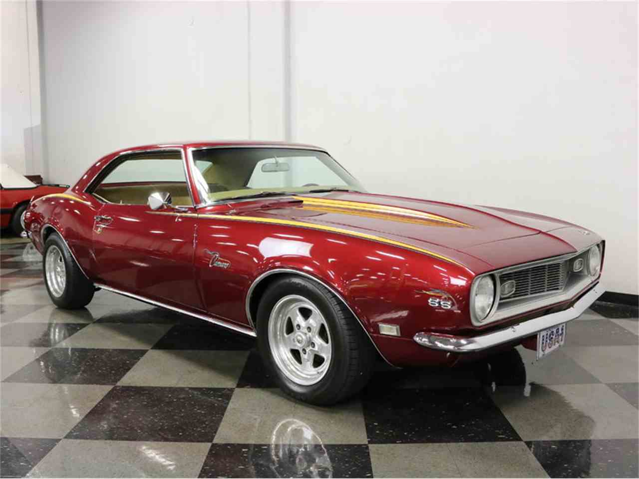 Large Picture of Classic '68 Camaro SS located in Texas - $29,995.00 Offered by Streetside Classics - Dallas / Fort Worth - LSS3