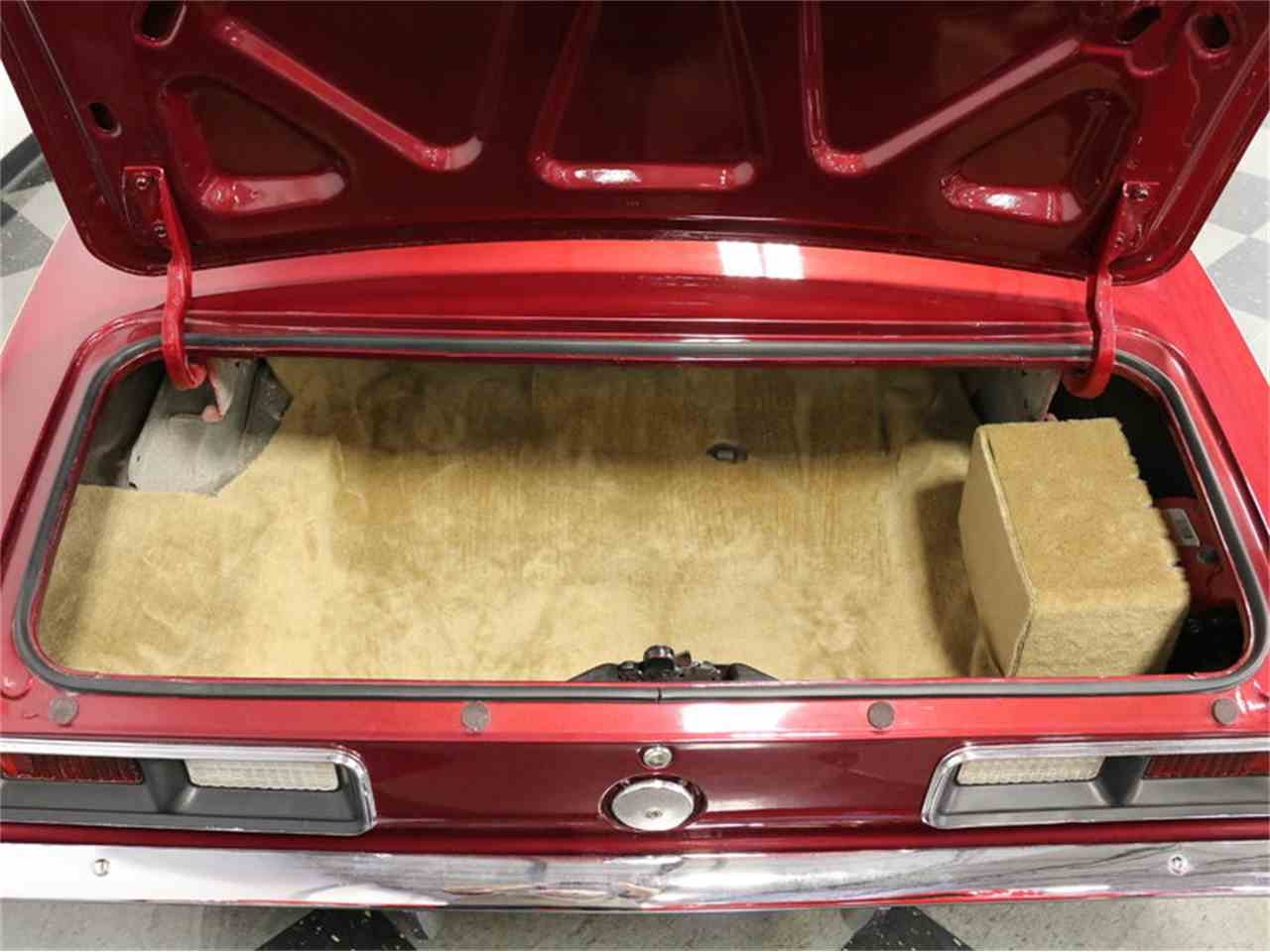 Large Picture of Classic '68 Camaro SS Offered by Streetside Classics - Dallas / Fort Worth - LSS3
