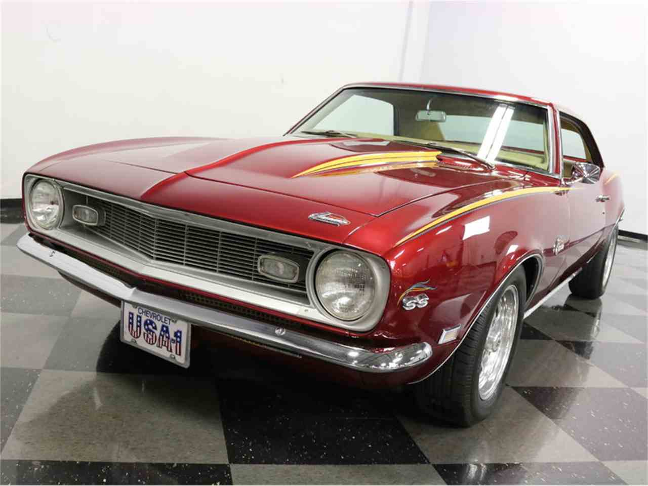 Large Picture of '68 Chevrolet Camaro SS located in Texas - $29,995.00 - LSS3