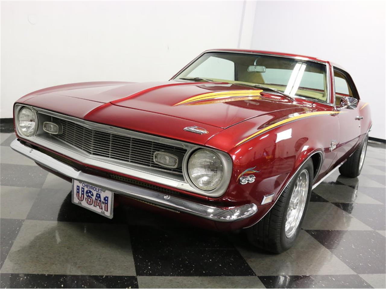 Large Picture of '68 Camaro SS - LSS3
