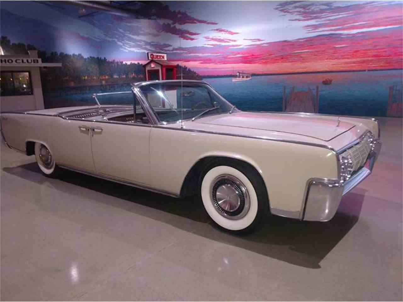 Large Picture of '64 Continental - LSSM
