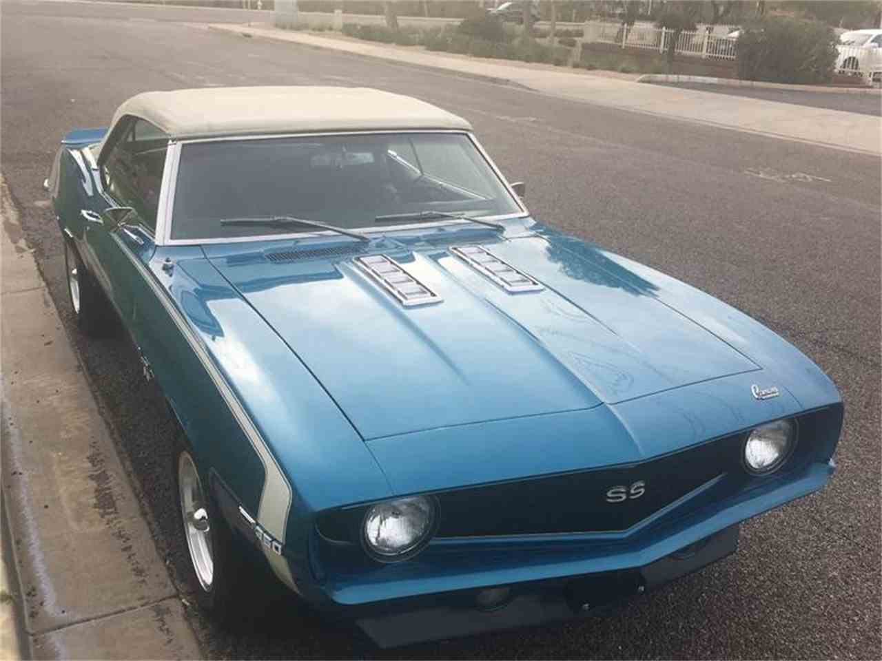 Large Picture of '69 Camaro - LST1