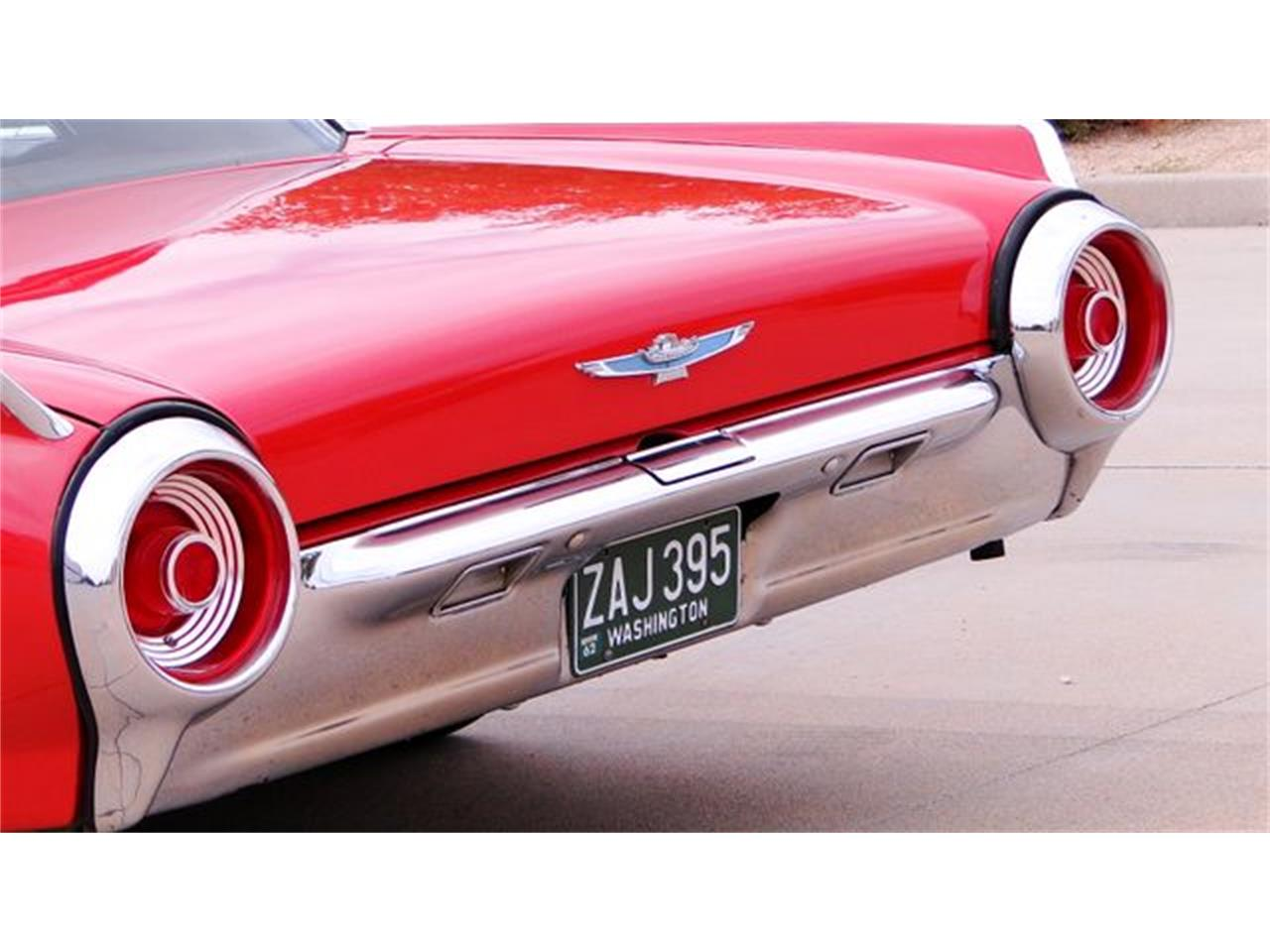 Large Picture of '62 Thunderbird - LST2