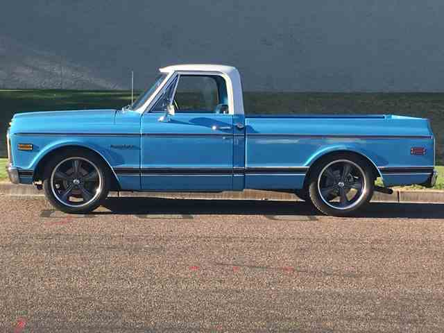 Picture of Classic 1969 Chevrolet C/K 10 - $29,950.00 Offered by Scottsdale Collector Car Sales - LST3