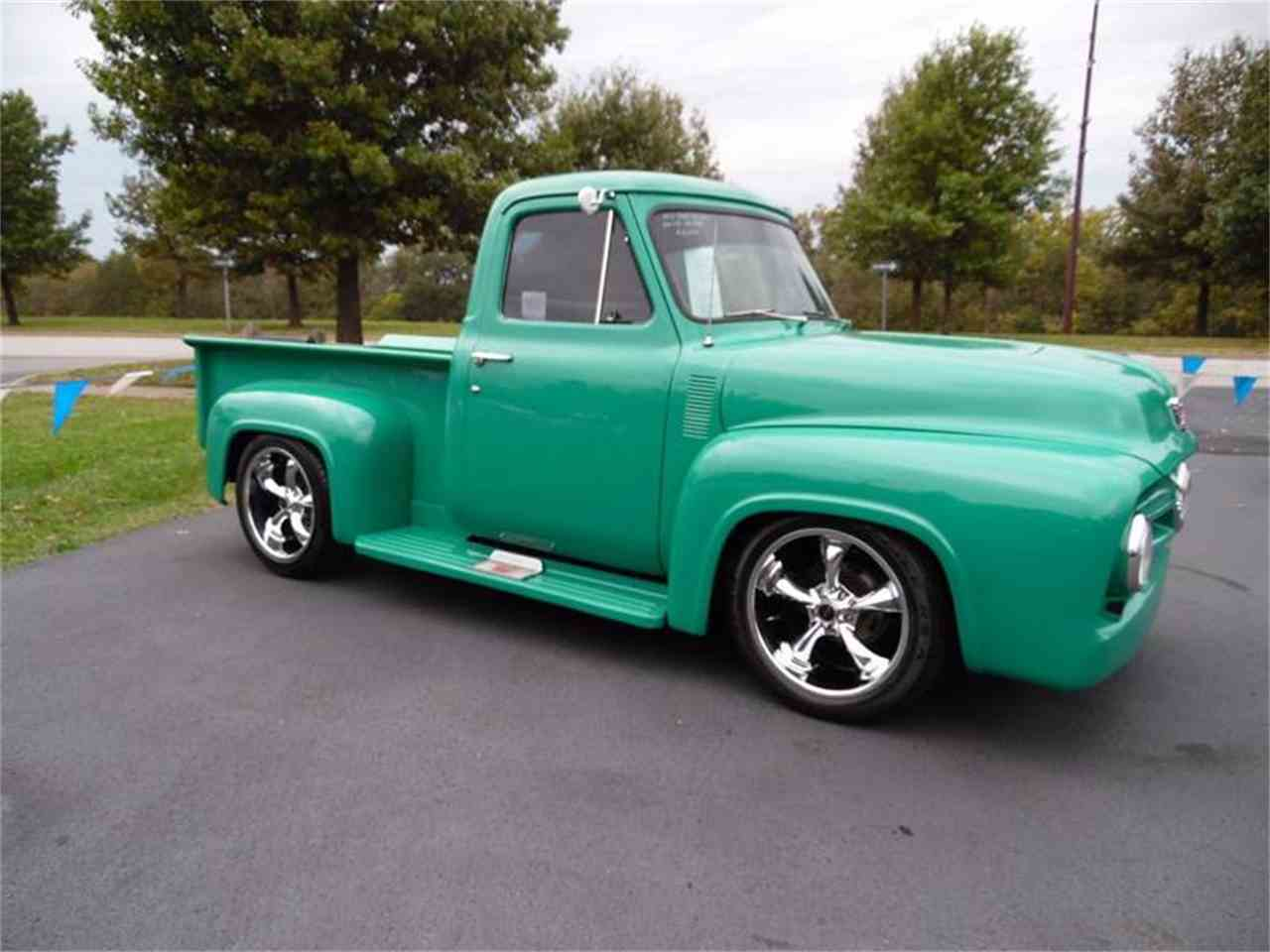 Large Picture of '53 F100 - LST5