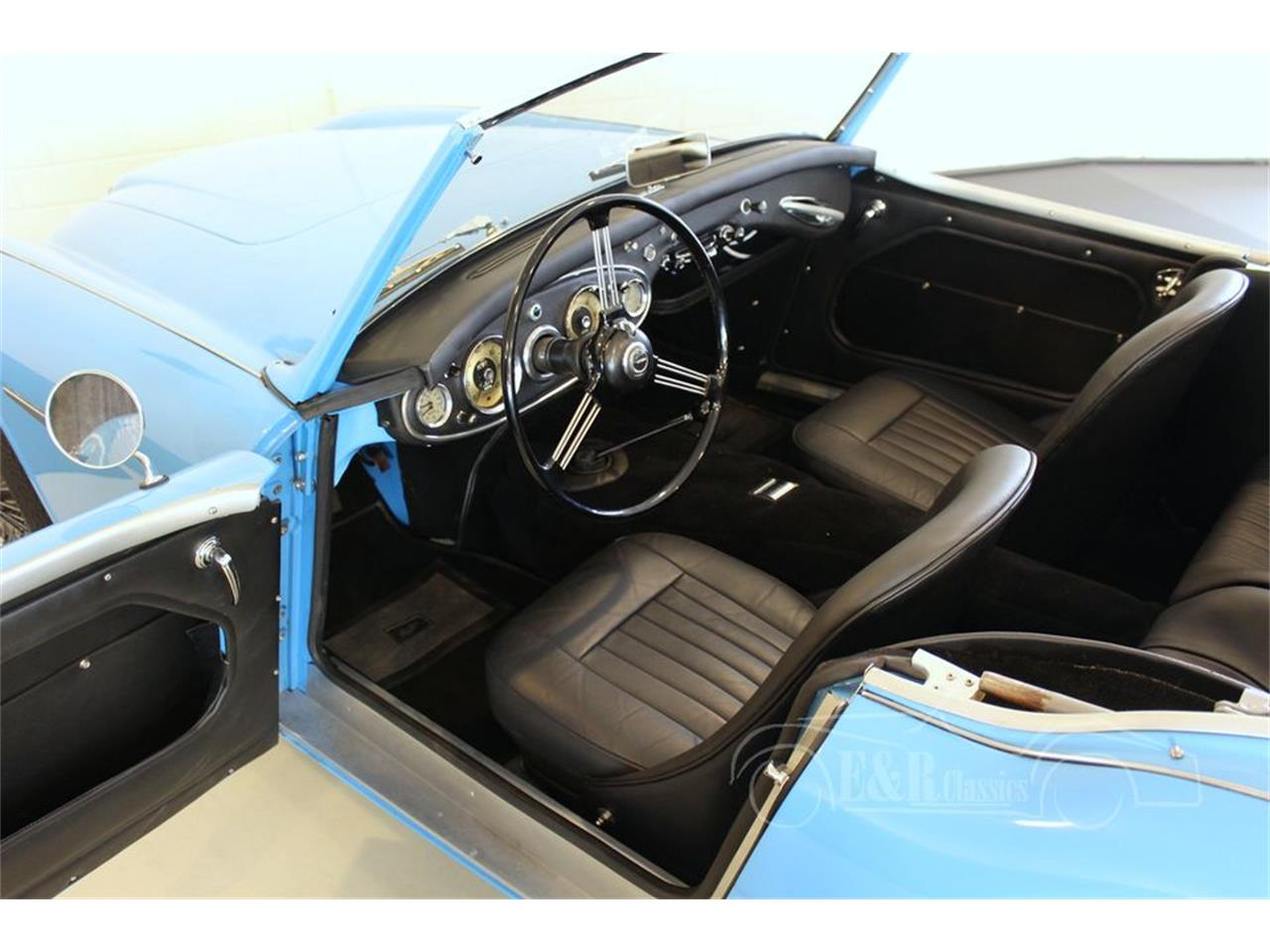 Large Picture of 1960 Austin-Healey 3000 Mark I - LST7