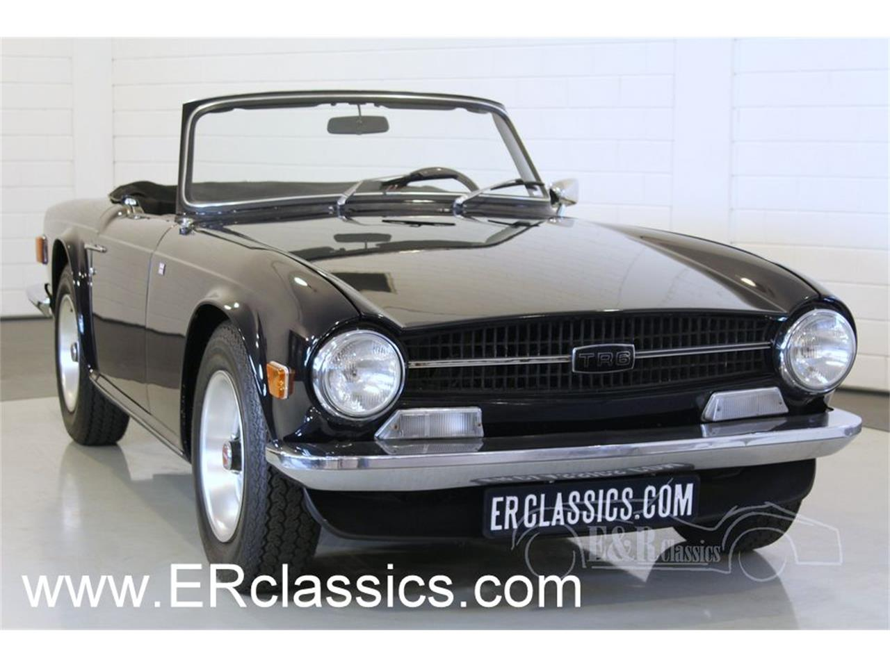 Large Picture of '70 TR6 - LSTA
