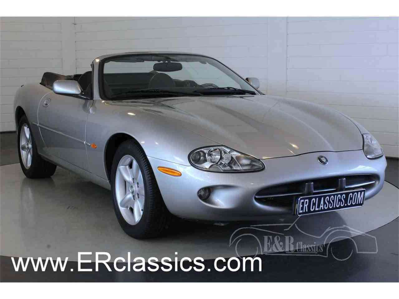 Large Picture of '98 XK8 - LSTB