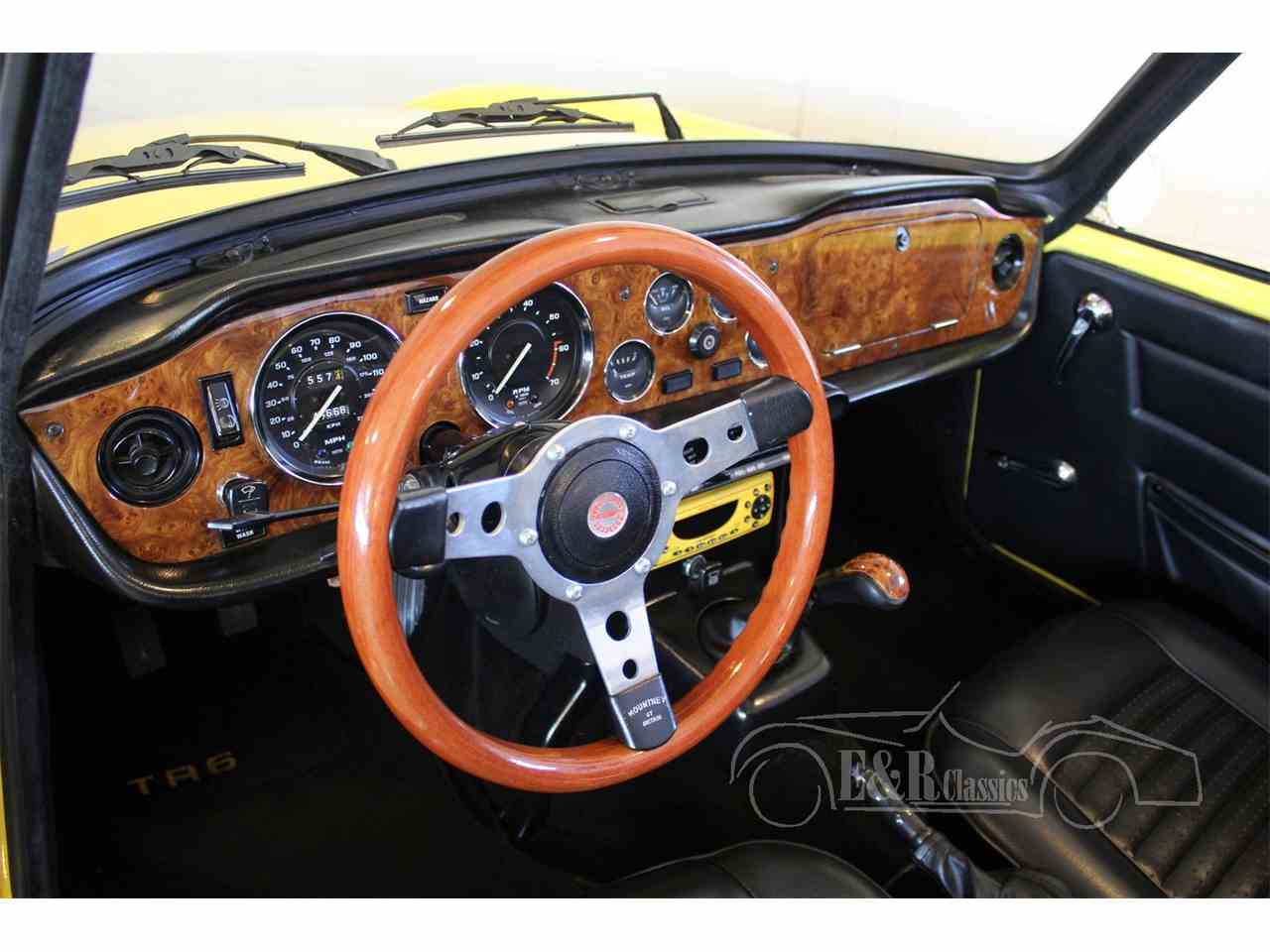 Large Picture of '75 TR6 - LSTD