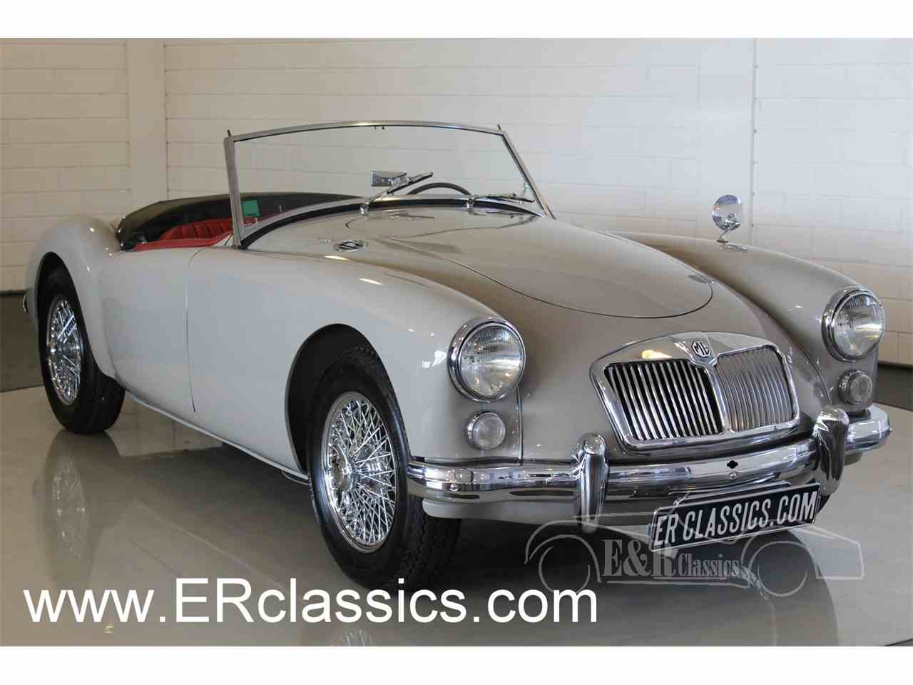 Large Picture of '59 MGA - LSTG