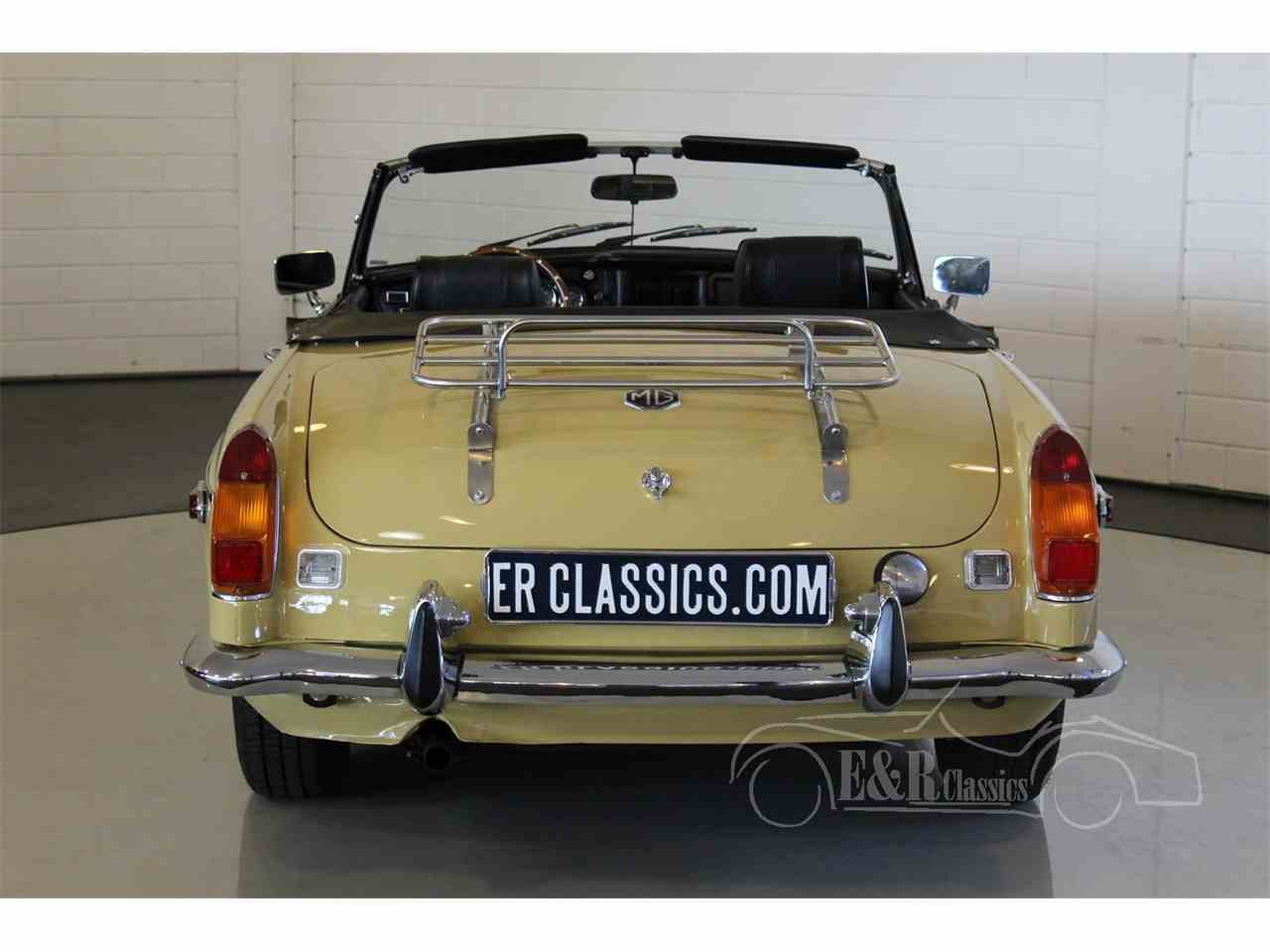 Large Picture of '72 MGB - LSTN