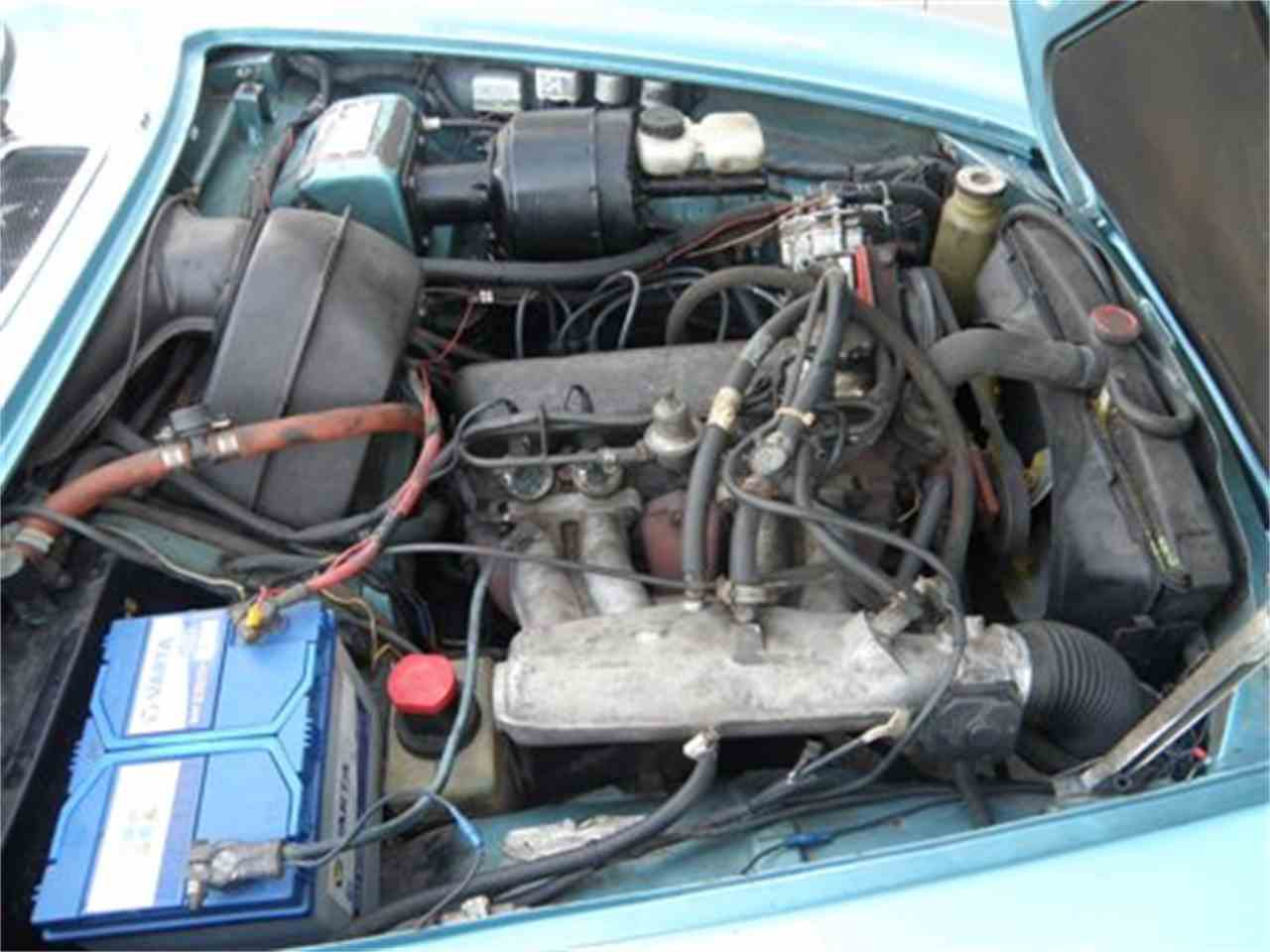 Large Picture of '72 P1800E - LSTO