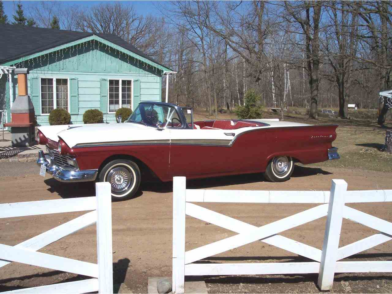 Large Picture of '57 Fairlane 500 - LSTQ