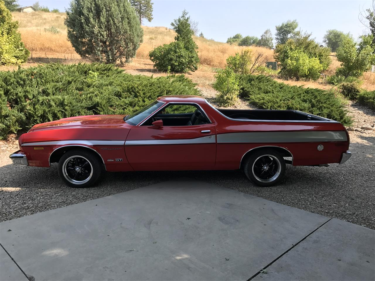 Large Picture of '76 Ranchero - LSTR