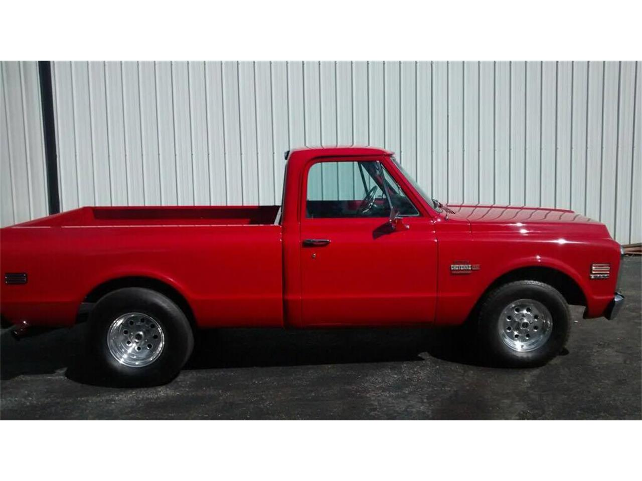 Large Picture of 1971 Chevrolet Cheyenne located in Kentucky - $40,000.00 - LSTS