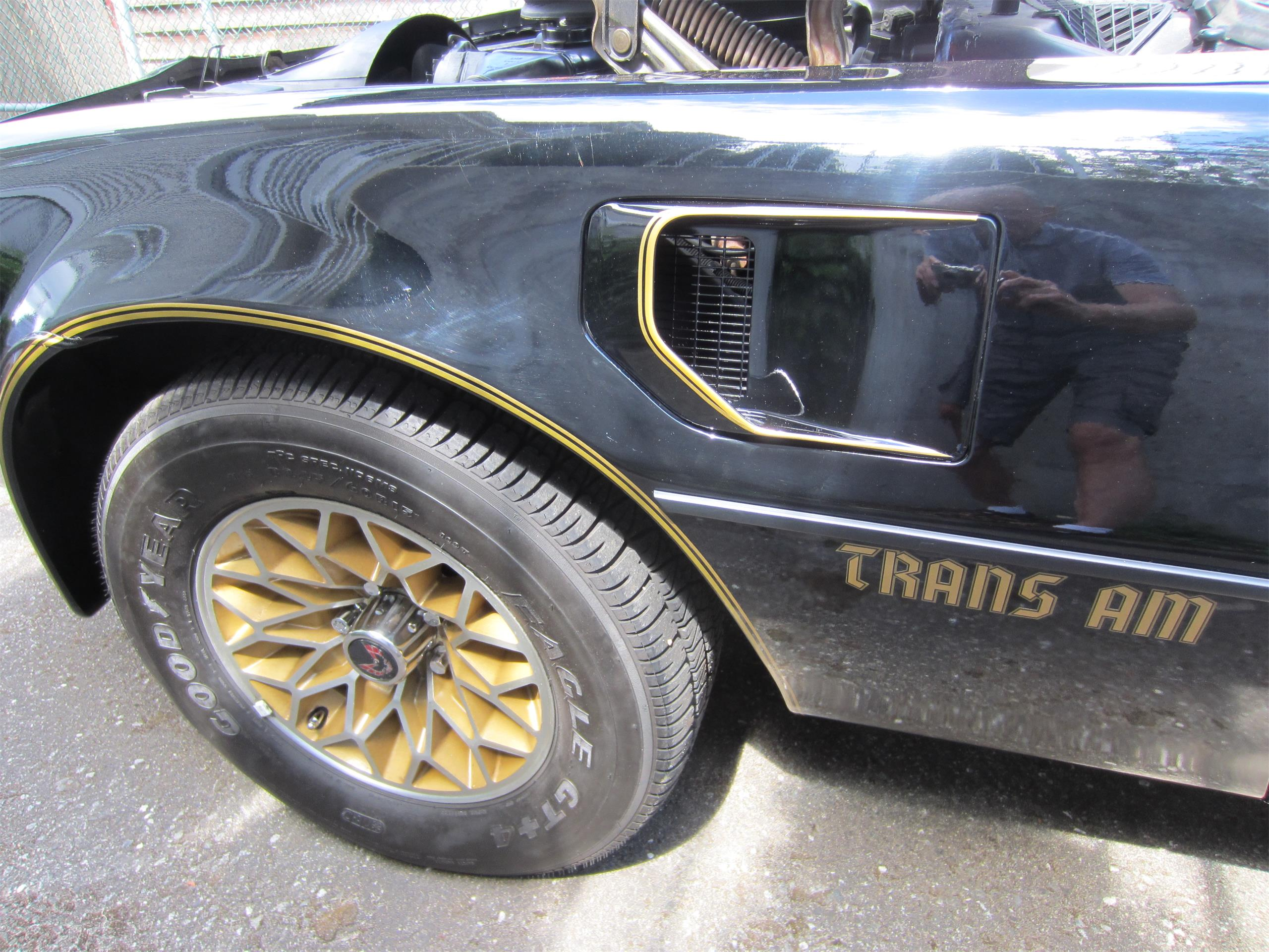 Large Picture of '78 Firebird Trans Am SE - LSU4