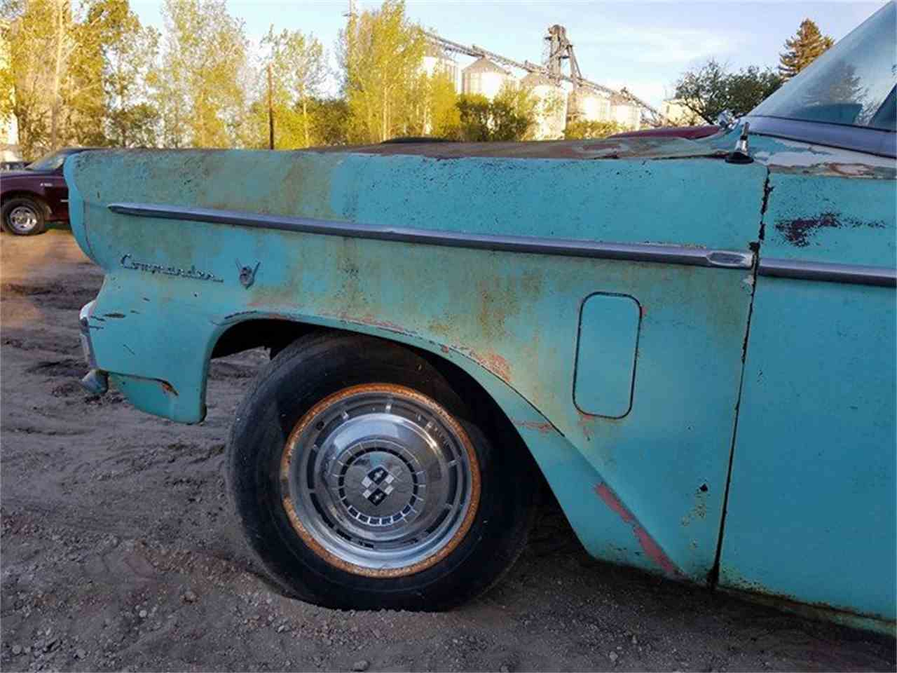Large Picture of Classic 1957 Studebaker Commander located in Minnesota Offered by Backyard Classics - LSU5