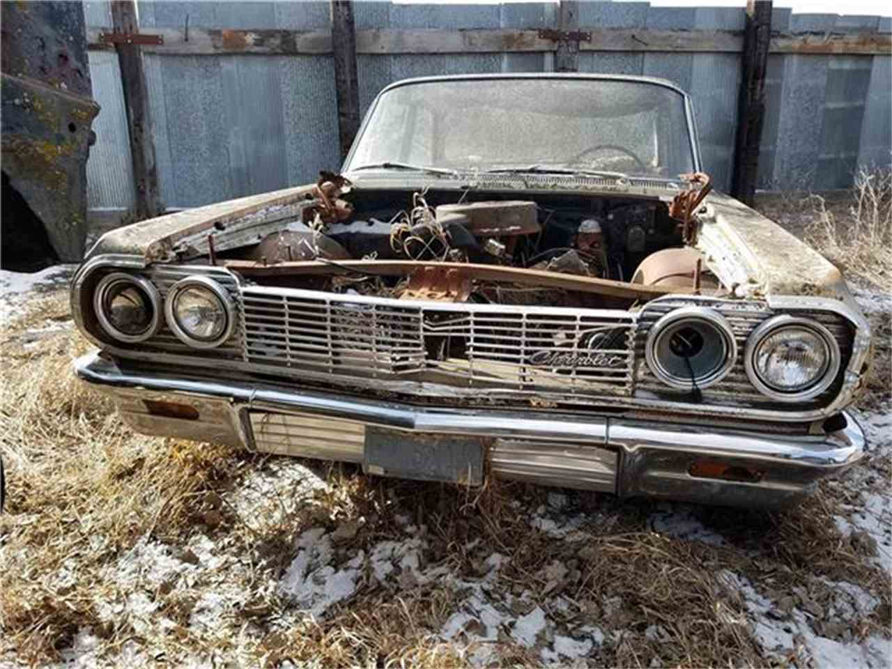Large Picture of '64 Bel Air - LSU7