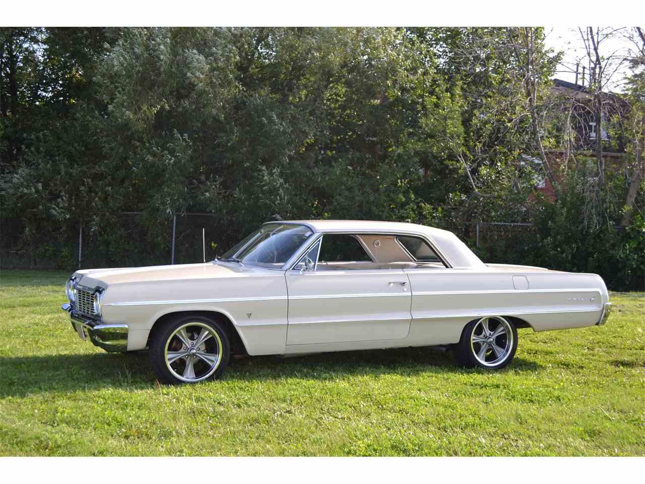 Car That Runs On Air >> 1964 Chevrolet Impala for Sale | ClassicCars.com | CC-1017158
