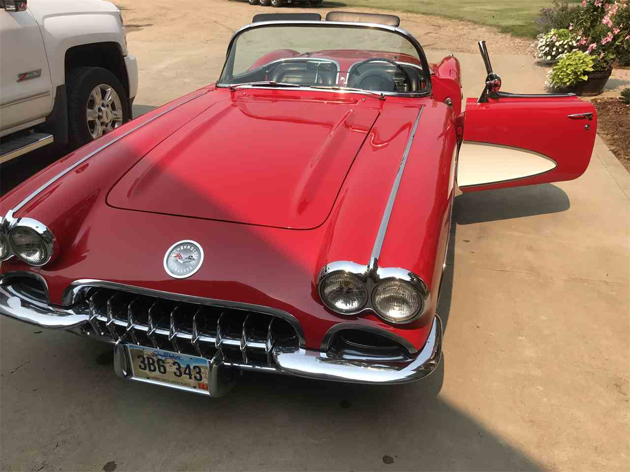 Large Picture of '59 Corvette - LSUF