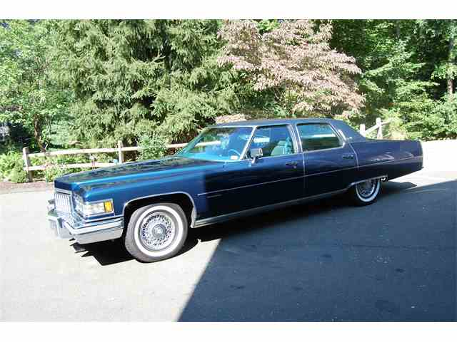 Picture of 1976 Fleetwood Brougham - $18,500.00 Offered by a Private Seller - LSUJ