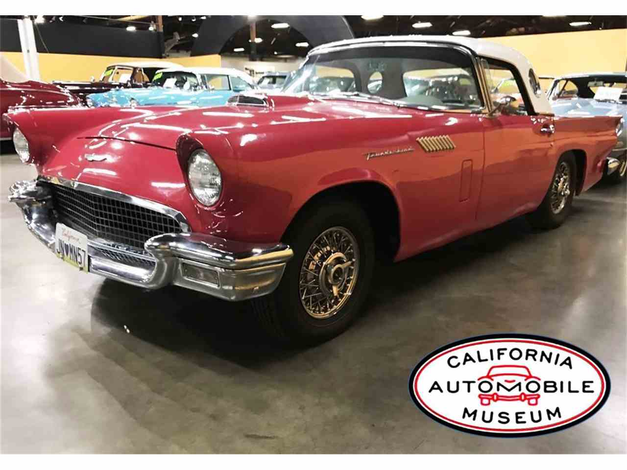 Large Picture of '57 Thunderbird - $22,500.00 Offered by California Automobile Museum - LSUQ