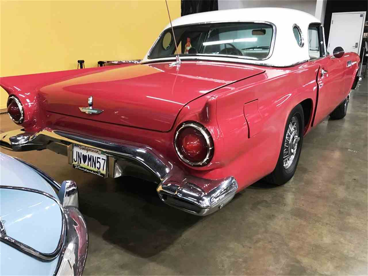 Large Picture of Classic 1957 Ford Thunderbird located in California - $22,500.00 - LSUQ