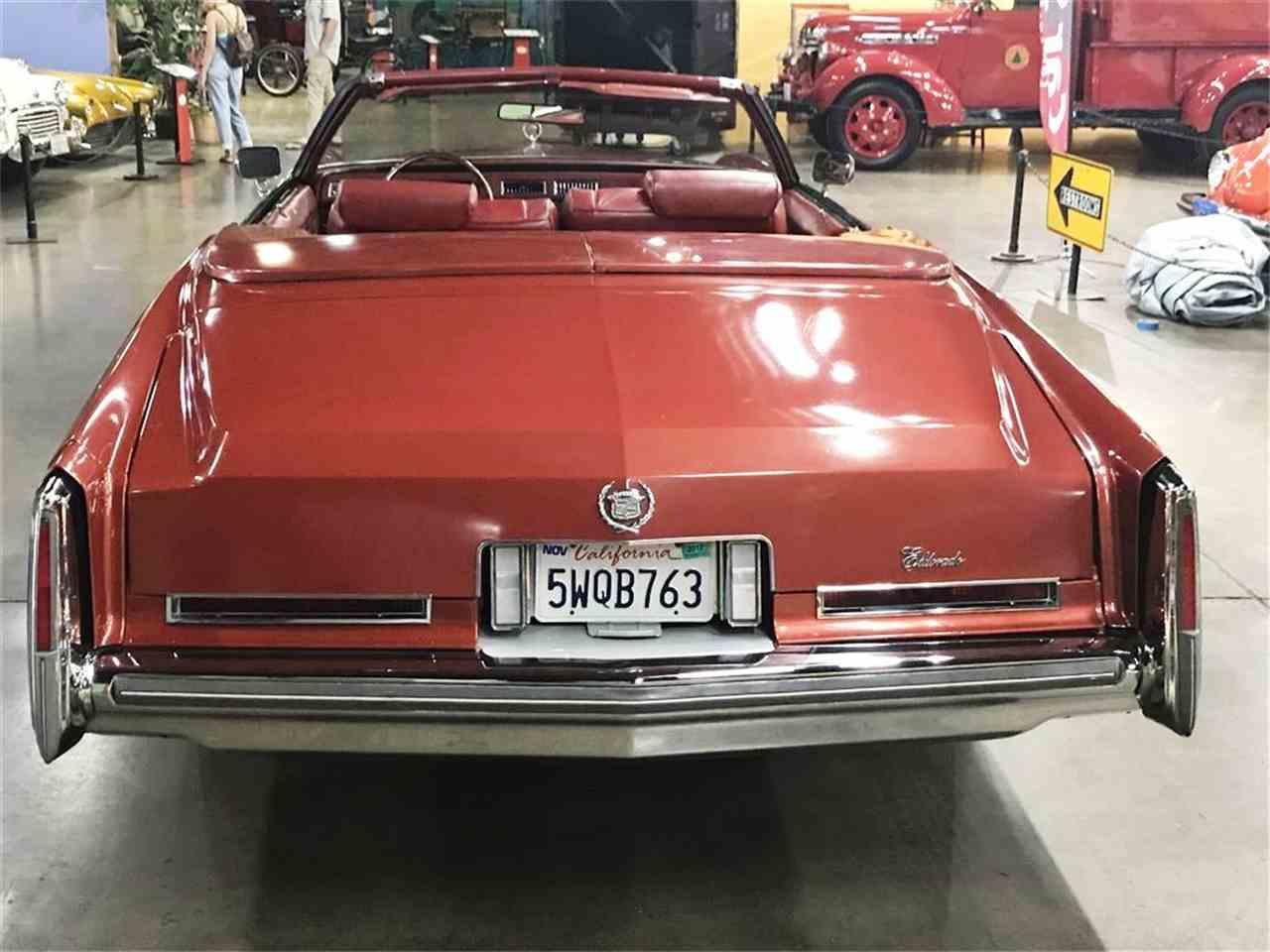 Large Picture of '76 Eldorado - LSUU