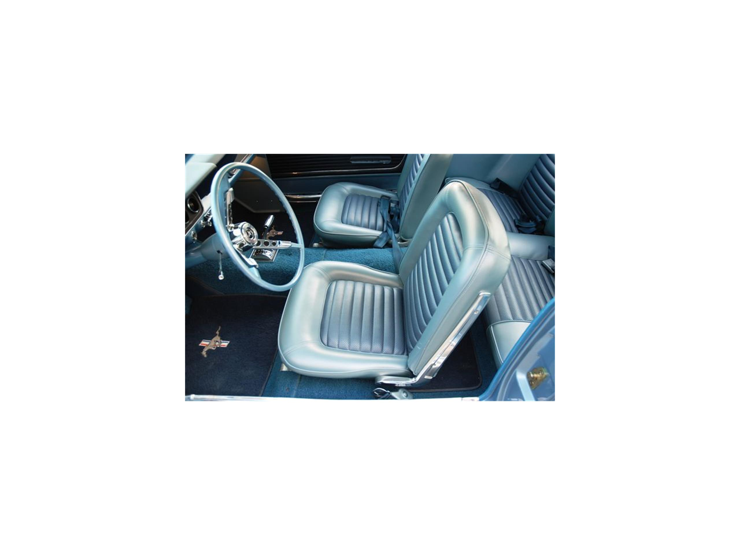 Large Picture of '66 Mustang - LSUV